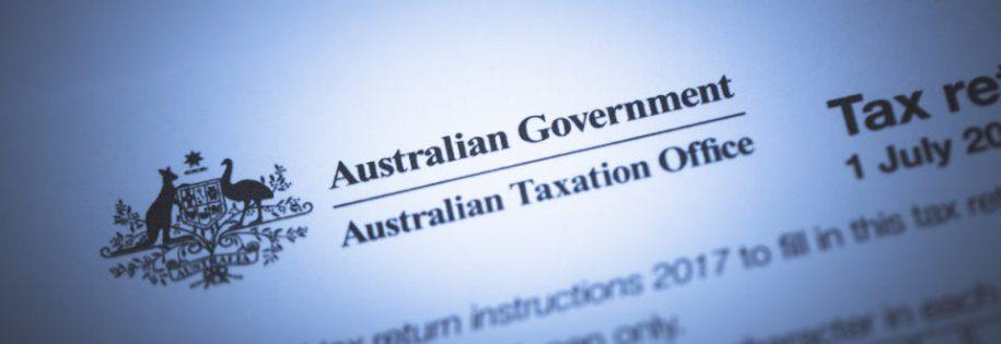 ato - australian taxation office
