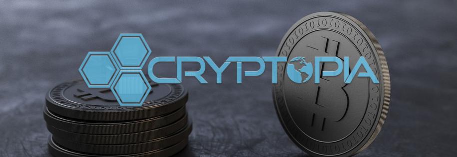Cryptopia - upadła giełda kryptowalut
