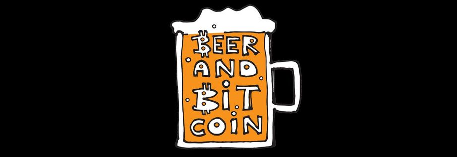 beer and bitcoin