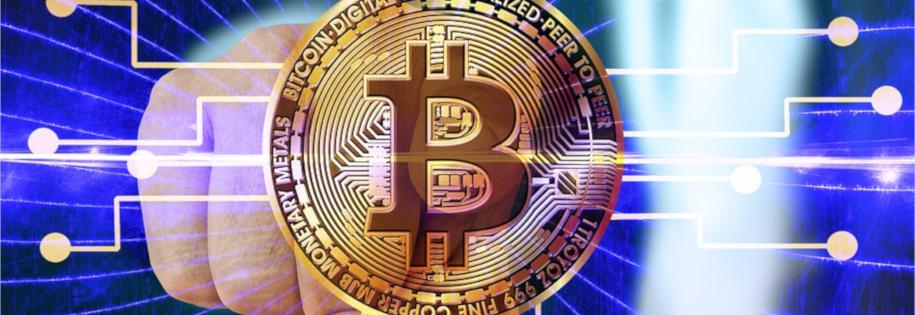 Bitcoin - pierwsza kryptowaluta nazywana cyfrowym złotem, która jest także pierwszym wykorzystaniem technologii blockchain
