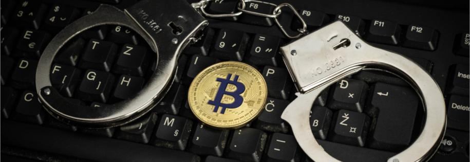 bitcoin i kajdanki