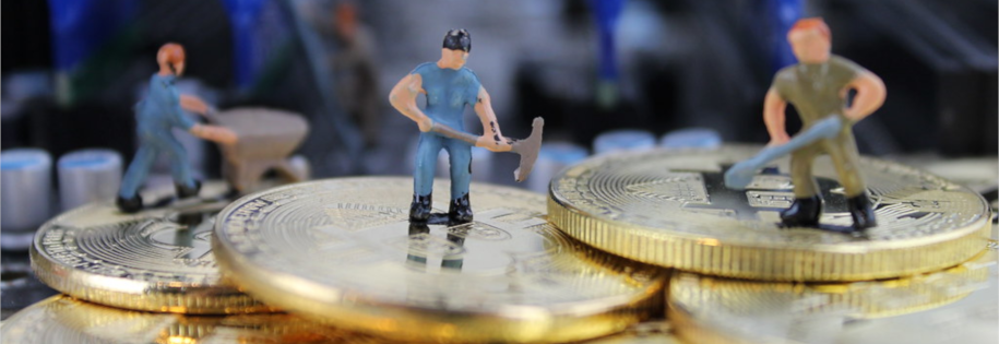 mining kryptowalut - kopanie kryptowalut