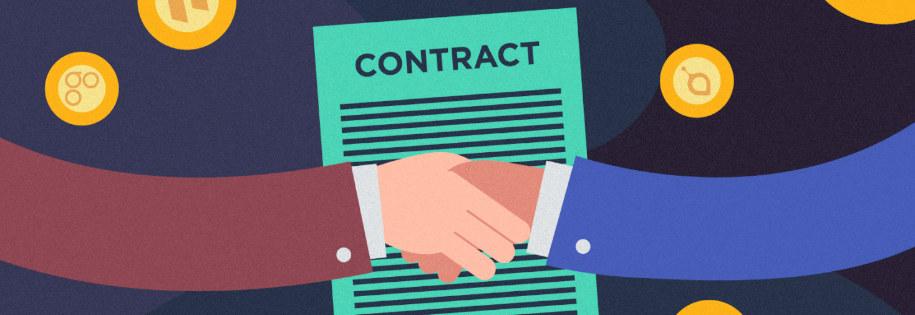 smart kontrakty