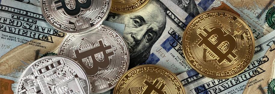 bitcoin i dolar
