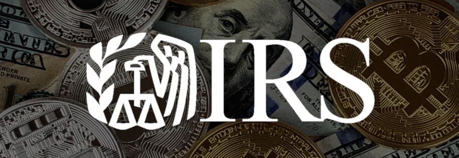 IRS kryptowaluty