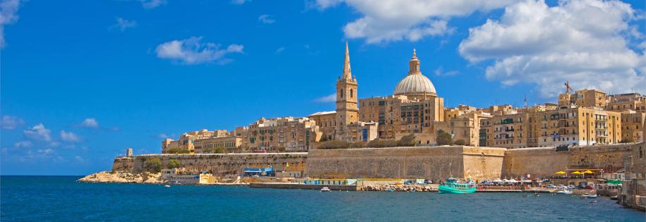 Malta - śródziemnomorskie centrum technologii blockchain i kryptowalut, nazywane