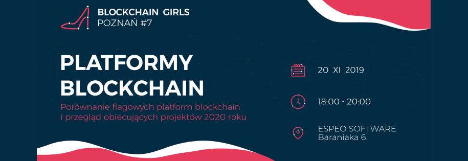 meetup blockchain girls poznań