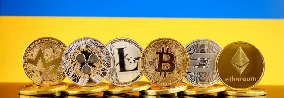 Ukraina - kryptowaluty