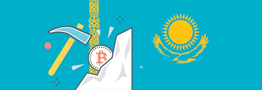 kazachstan nie będzie pobierać podatków od kopania kryptowalut