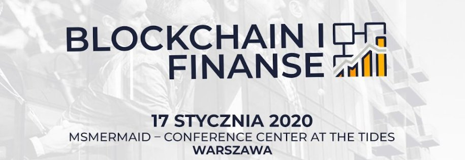 konferencja blockchain i finanse w warszawie