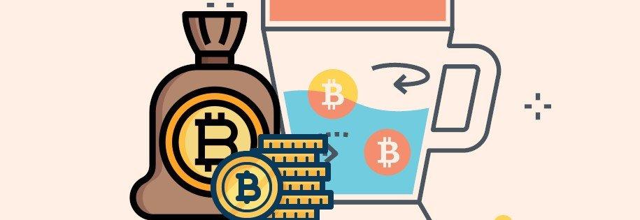 pranie pieniędzy na giełdach kryptowalut