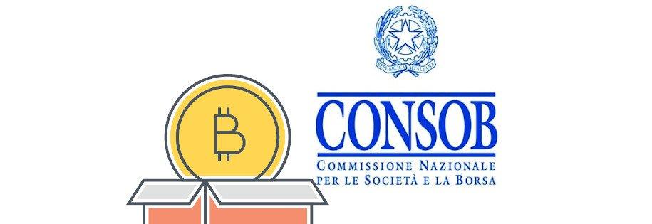 consob planuje regulacje dla kryptowalut i ico