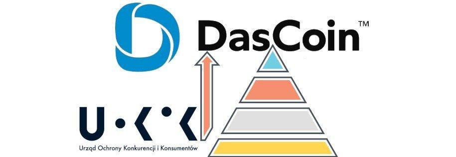 uokik uznaje dascoin za piramidę finansową