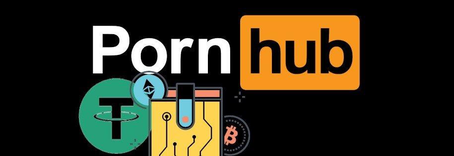 pornhub przyjmuje płatności w theter usdt i bitcoin