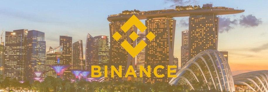 binance singapur