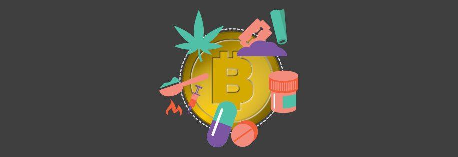 bitcoin za narkotyki