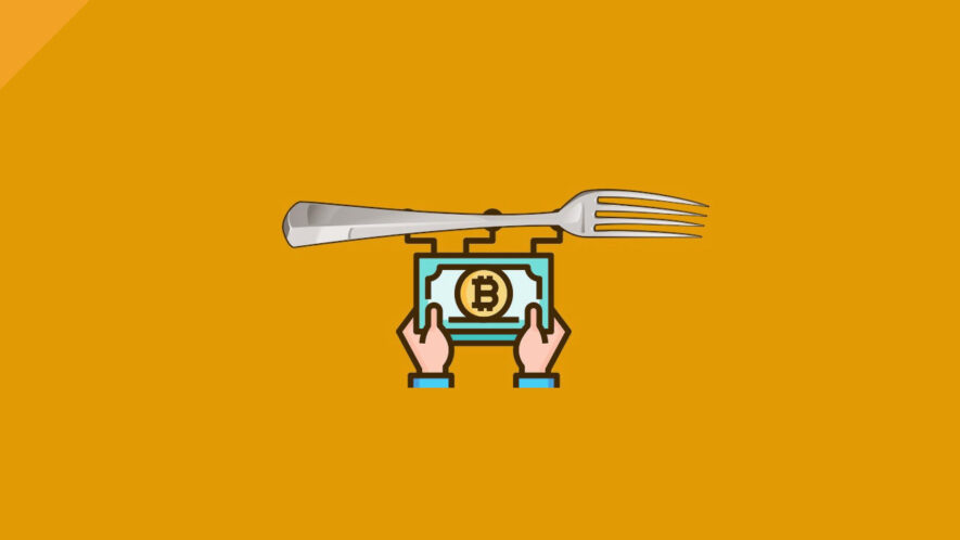 czym jest fork bitcoin blockchain