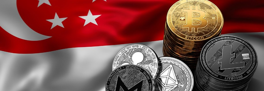 Singapore - cryptocurrency