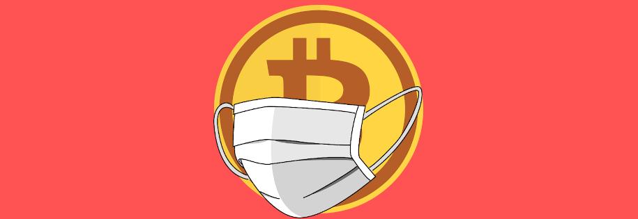 bitcoin w czasach zarazy - odwołane konferencje blockchain i krypto