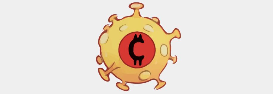 coronacoin ncov token zabezpieczony dowodem śmierci