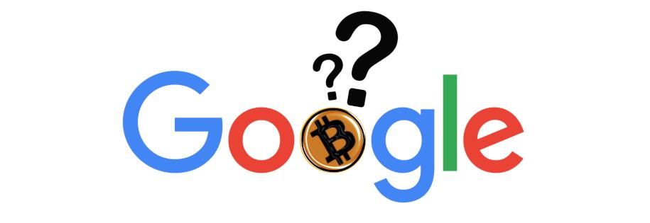 google usunął ze swojego sklepu serwisy z wiadomościami na temat kryptowalut