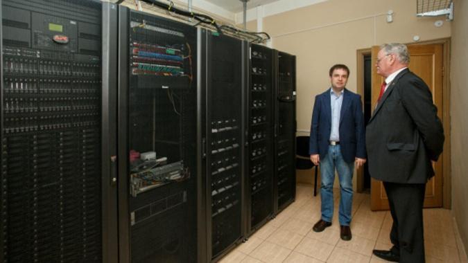 Superkomputer w Sarowie