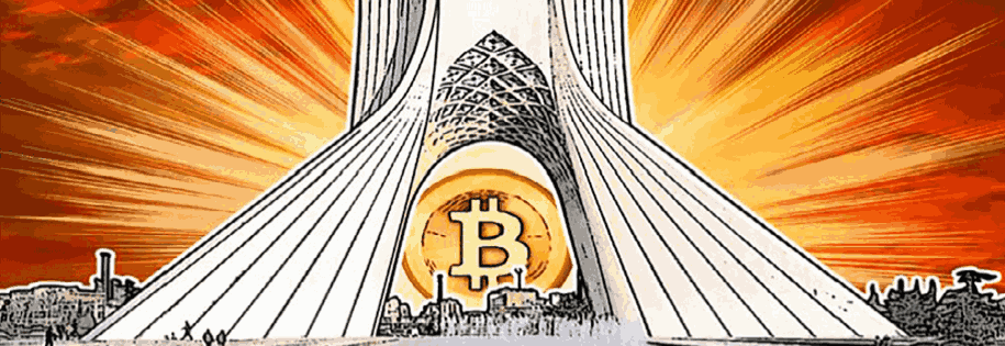 Iran's bitcoin-set