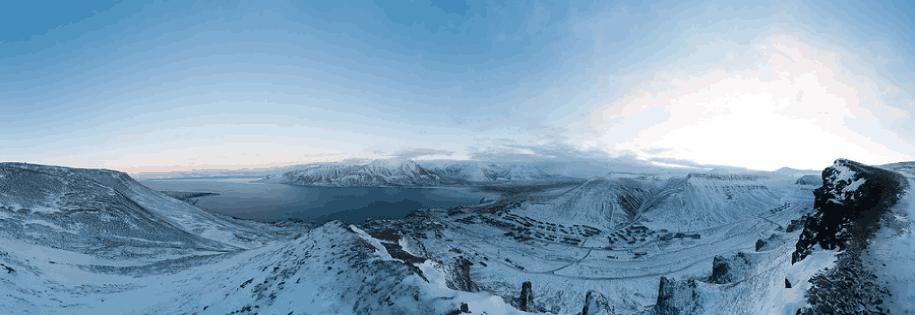 Svalbard - panorama