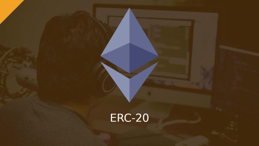 token erc-20 tworzenie