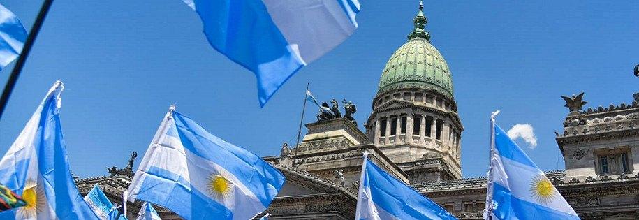 Argentina - plaza de congreso