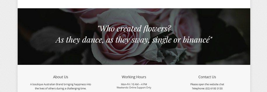Binancé florist