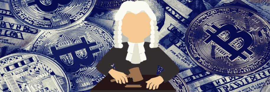 sędzia bitcoin