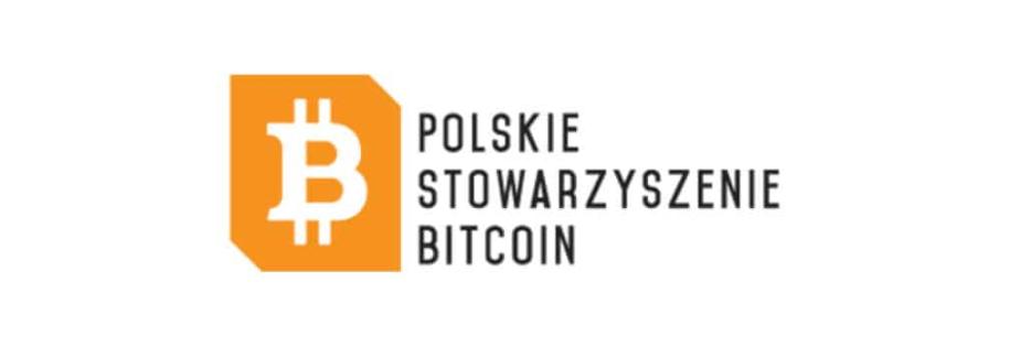 polskie stowarzyszenie bitcoin - logo