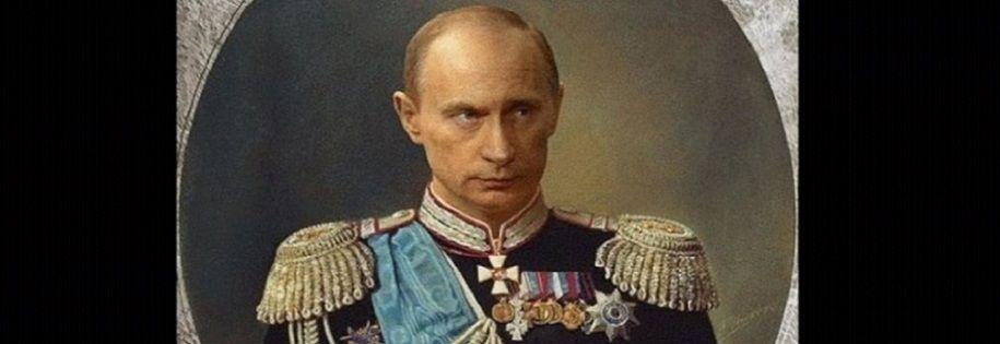 Putin as a Tsar