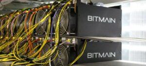 koparka kryptowalut Bitmain ASIC