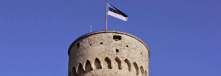 Toompea Castle Tower - Estonia