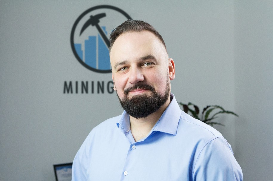 Gregory Rogowski - CEO Mining City