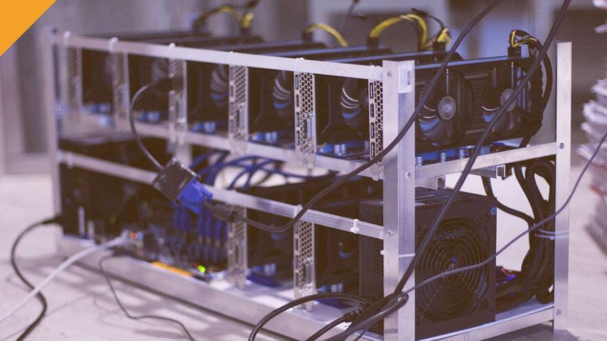 kopanie bitcoina (BTC) poradnik