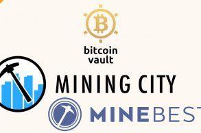 mining city minebest i bitcoin vault