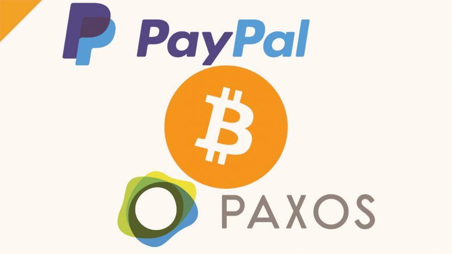 paypal wdroży ofertę kryptowalutową we współpracy z paxos?