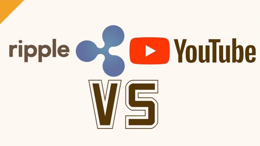 youtube i ripple walczą w sądzie