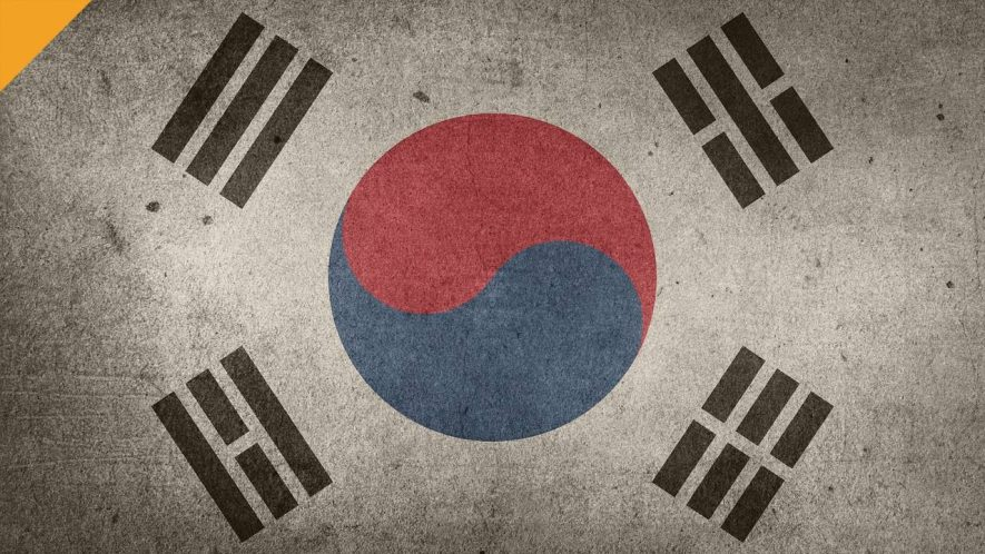 korea południowa kryptowaluty