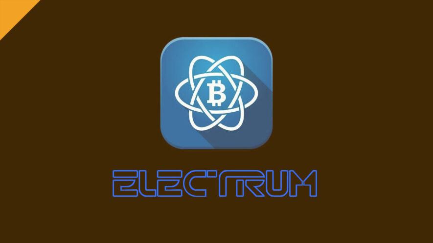 użytkownik electrum wallet stracił 1400 BTC