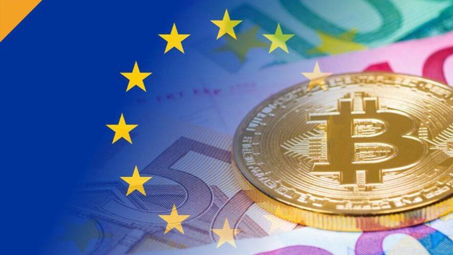 regulacje kryptowalutowe w euro