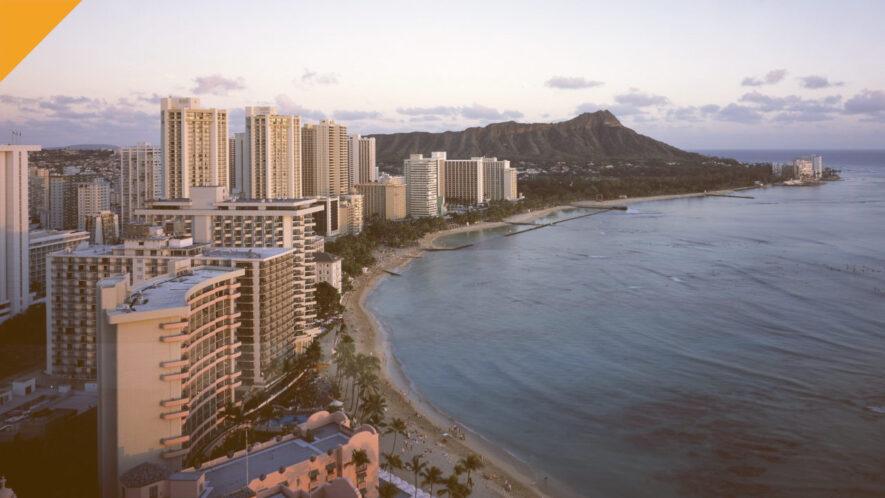 hawaje wakiki beach - pilotarzowy program dla firm kryptowalutowych