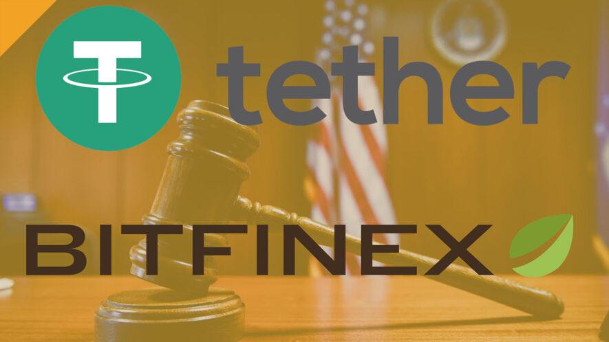 bitfinex i tether w sądzie - giełda ma wydać dokumenty