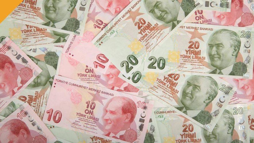 bitlira turecka lira