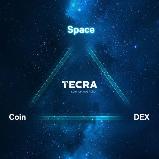 tecra space, dex, coin