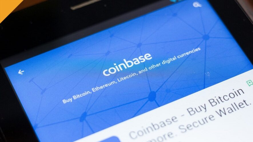 Coinbase - Interface - Tablet