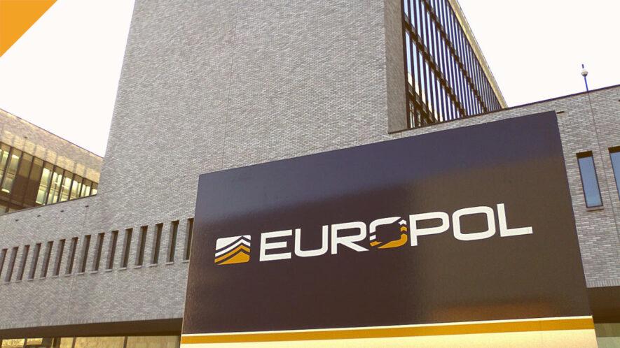 europol opublikował raport o zagrożeniach przestępczością w internecie - w rolach głównych kryptowaluty